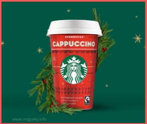 Nueva campaña de Trnd con Starbucks