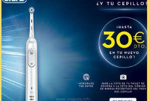 Reembolso Oral B