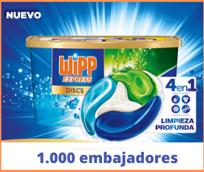 1.000 embajadores Wipp Express 4 en 1