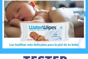 35 probadores de toallitas WaterWipes