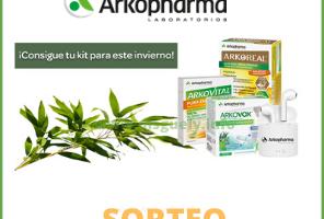 Sorteo Arkopharma