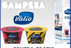 Nueva campaña de Samplia con Valio