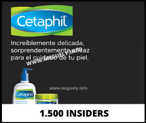 1500 The Insiders probarán Cetaphil