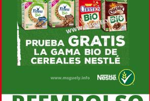 Nuevo reembolso Nestle