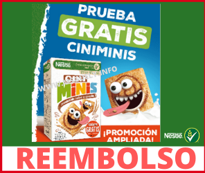 Reembolso CEREALES
