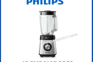 Nueva campaña de Philips con batidora