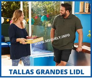 Lidl Tallas Grandes Online Msguelyinfo