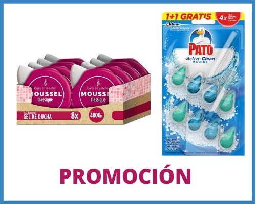 Promoción Moussel