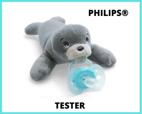 Testear Chupete Philips