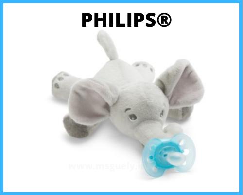 Compra el chupete Philips mas barato
