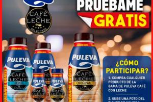 Prueba gratis Puleva Café con Leche