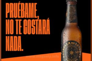Gratis Cerveza Tostada
