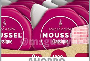 Chollo Gel Moussel