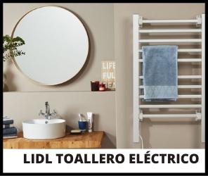 Lidl Toallero Eléctrico