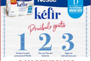 Reembolso Nestle Kefir