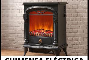 Lidl Chimenea Eléctrica