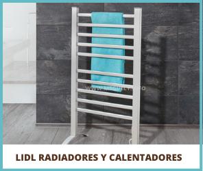 radiadores calentadores ,lidl