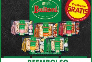 REEMBOLSO BUITONI