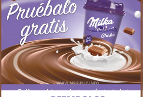 Reembolso Milka