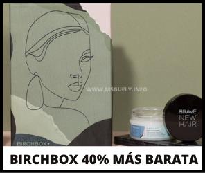 Birchbox Oferta