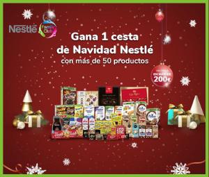 sorteo-10-cestas-de-navidad-nestle