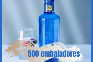 500 Embajadores Solándome de Cabras