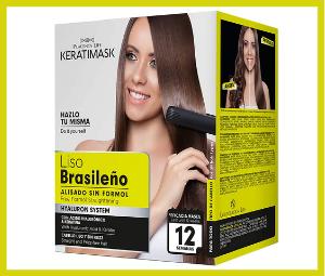 Kit Alisado Brasileño en Promoción