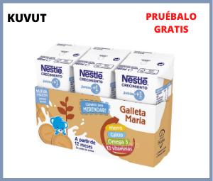 Recoge Gratis Nestle Crecimiento Junior +1