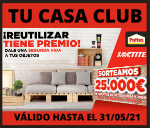 Sorteo Tu Casa Club 25.000 euros