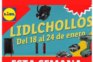 No te pierdas las ofertase esta semana LidlChollos