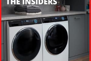 Nueva campaña The Insiders y lavadoras