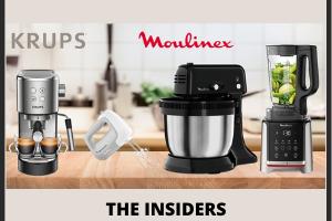 Nueva Campaña The Insiders Moulinex