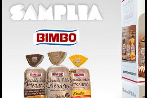 Samplia y Bimbo muestras grratis