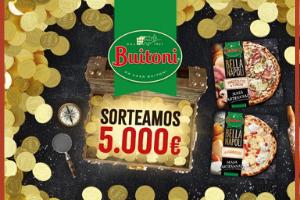Sorteo 5000 euros Buitoni