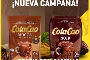 Samplia Cola Cao