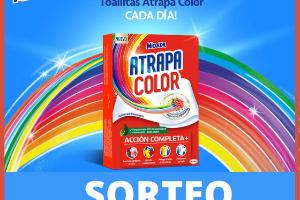 Sorteo Henkel Atrapa Color