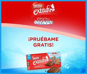 1500 reembolsos chocolate Nestle