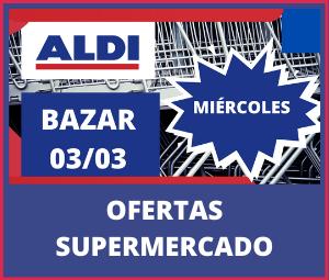 Supermercado Aldi Bazar