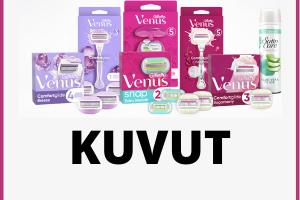 Gillette Venus CampañaKuvut