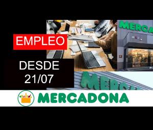 Ofertas Empleo Mercadona