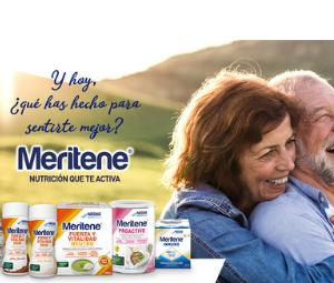 Campaña Meritene